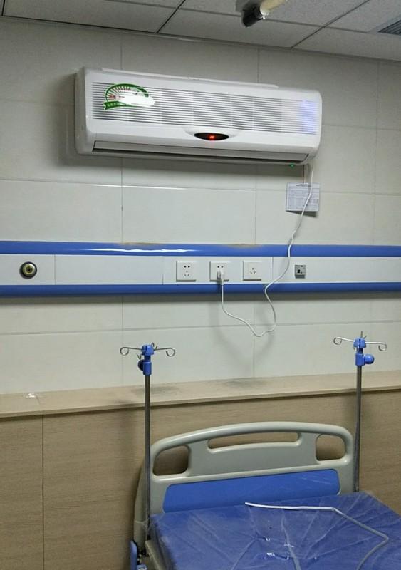 祝贺安尔森空气消毒机进入莱州市人民医院血液透析中心
