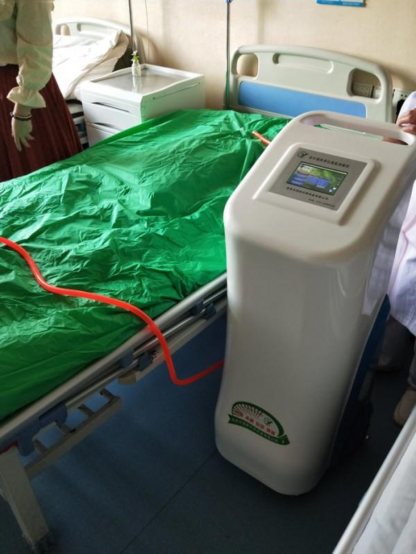 我公司床单位臭氧消毒机20台进入渭南市第三医院